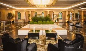 Muito luxo no casamento de Lorena Madalosso no restaurante Dom Antônio.