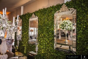 Espelho Veneziano Preto