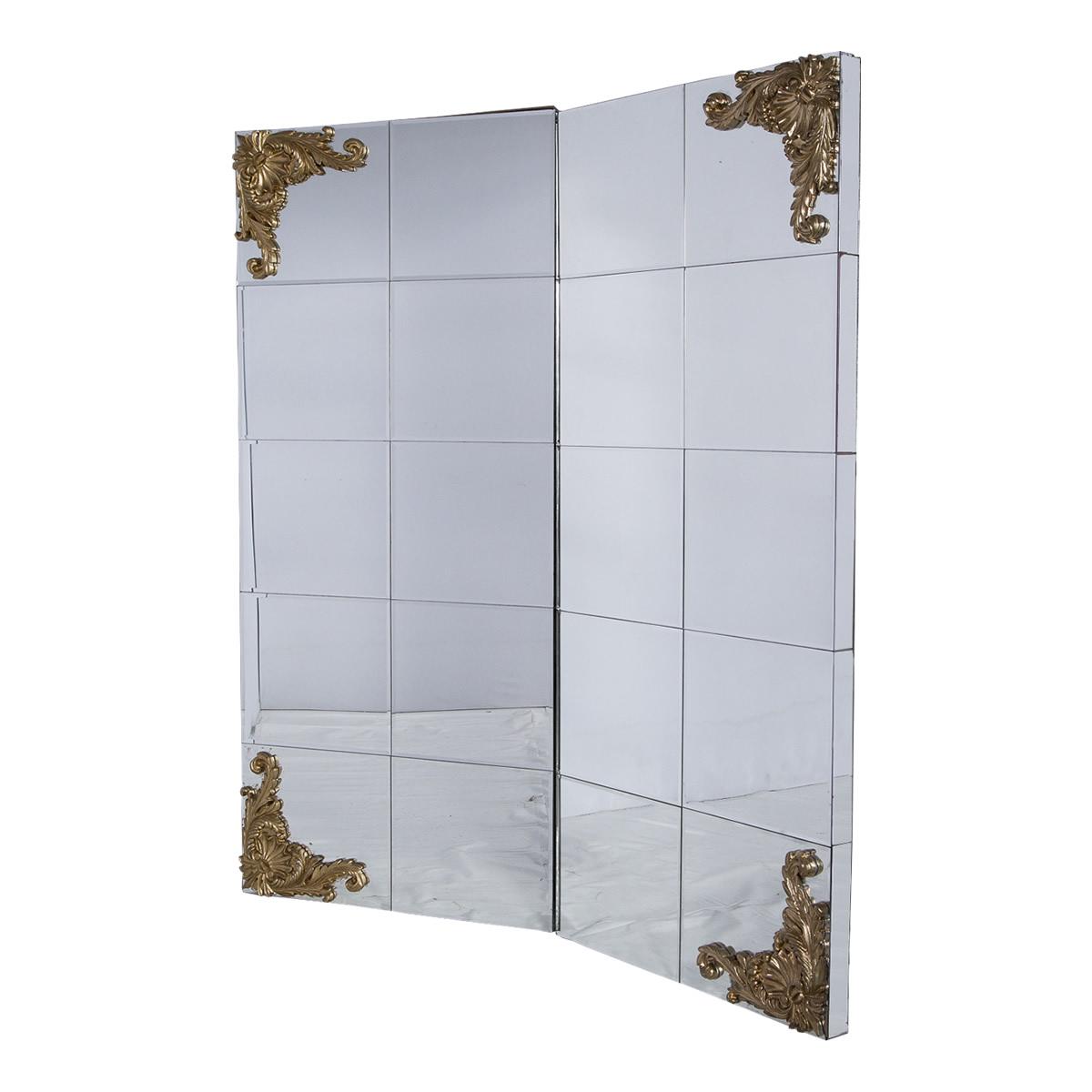 Espelho com arabescos