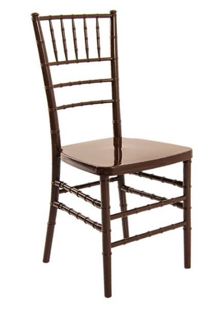 Cadeira Tiffany Chocolate