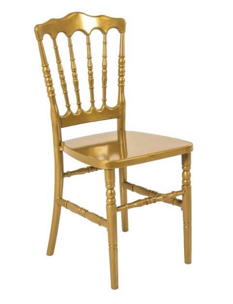 Cadeira Dior Dourada
