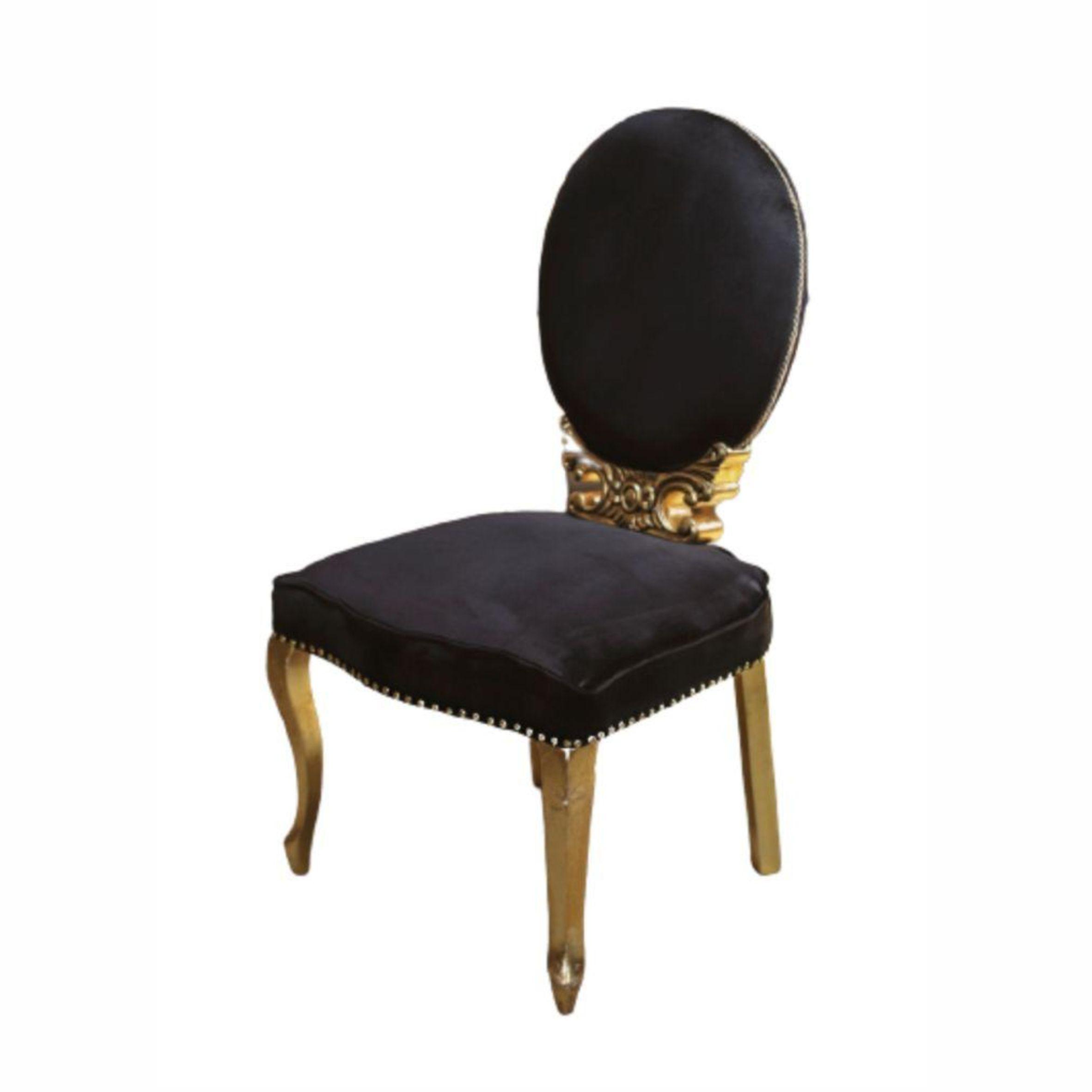 Cadeira Pigente Preta