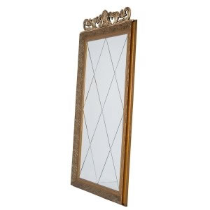 Espelho Atrass com Arabesco