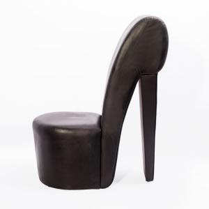 Poltrona Sapato - Preta